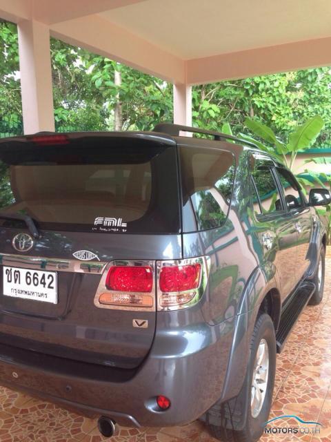 รถใหม่, รถมือสอง TOYOTA FORTUNER (2007)