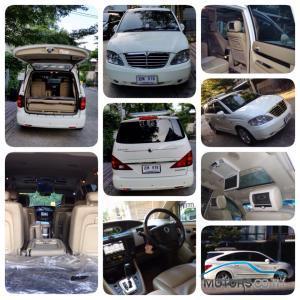 รถมือสอง, รถยนต์มือสอง SSANGYONG STAVIC (2014)