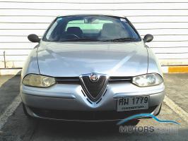 รถมือสอง, รถยนต์มือสอง ALFA ROMEO 156 (2000)