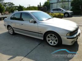 รถมือสอง, รถยนต์มือสอง BMW SERIES 5 (2002)