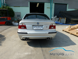 Secondhand BMW SERIES 5 (2002)