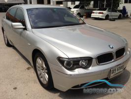 New, Used & Secondhand Cars BMW SERIES 7 (2006)