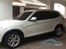 New, Used & Secondhand Cars BMW X3 (2012)