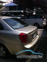 รถมือสอง, รถยนต์มือสอง CHEVROLET OPTRA (2004)