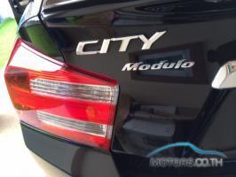 รถมือสอง, รถยนต์มือสอง HONDA CITY (2012)