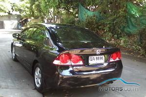 รถใหม่, รถมือสอง HONDA CIVIC (2008)