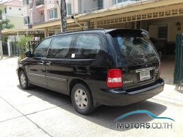 Secondhand KIA CARNIVAL (2003)