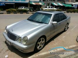 New, Used & Secondhand Cars MERCEDES-BENZ E CLASS (2001)