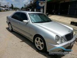 รถมือสอง, รถยนต์มือสอง MERCEDES-BENZ E CLASS (2001)