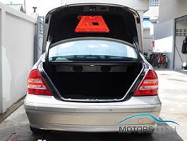 New, Used & Secondhand Cars MERCEDES-BENZ C CLASS (2005)