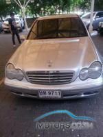 รถใหม่, รถมือสอง MERCEDES-BENZ C CLASS (2004)