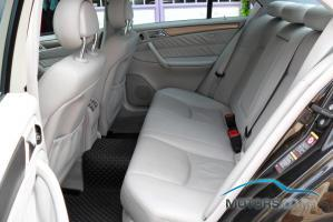 New, Used & Secondhand Cars MERCEDES-BENZ C CLASS (2004)