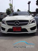 New, Used & Secondhand Cars MERCEDES-BENZ CLA CLASS (2014)