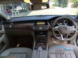 New, Used & Secondhand Cars MERCEDES-BENZ CLS CLASS (2012)