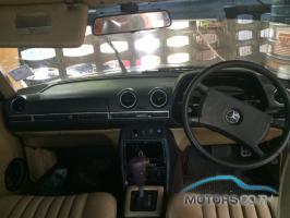 รถมือสอง, รถยนต์มือสอง MERCEDES-BENZ E CLASS (1986)