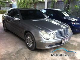 รถใหม่, รถมือสอง MERCEDES-BENZ E CLASS (2004)