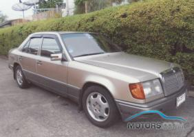 New, Used & Secondhand Cars MERCEDES-BENZ E CLASS (1989)