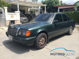 รถมือสอง, รถยนต์มือสอง MERCEDES-BENZ E CLASS (1988)