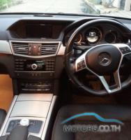 รถมือสอง, รถยนต์มือสอง MERCEDES-BENZ E CLASS (2014)