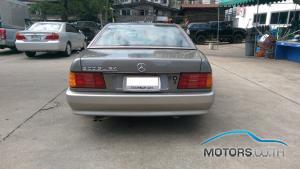 New, Used & Secondhand Cars MERCEDES-BENZ SL CLASS (1992)