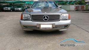 รถใหม่, รถมือสอง MERCEDES-BENZ SL CLASS (1992)