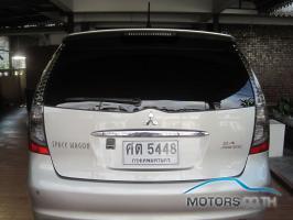 รถมือสอง, รถยนต์มือสอง MITSUBISHI SPACE WAGON (2005)