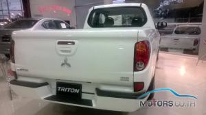 รถมือสอง, รถยนต์มือสอง MITSUBISHI TRITON (2014)