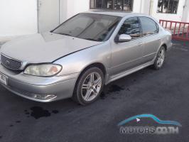 รถมือสอง, รถยนต์มือสอง NISSAN CEFIRO (2002)