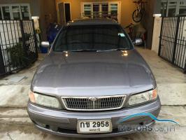 รถมือสอง, รถยนต์มือสอง NISSAN CEFIRO (1998)