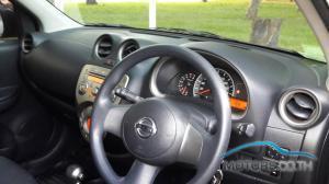 รถมือสอง, รถยนต์มือสอง NISSAN MARCH (2010)