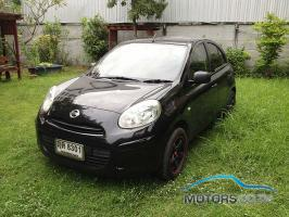 New, Used & Secondhand Cars NISSAN MARCH (2011)