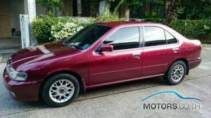 รถใหม่, รถมือสอง NISSAN SUNNY (2000)