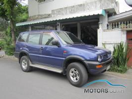 รถมือสอง, รถยนต์มือสอง NISSAN TERRANO (1998)