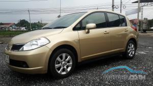 รถใหม่, รถมือสอง NISSAN TIIDA (2009)
