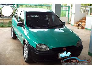 Secondhand OPEL CORSA (1996)