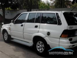 Secondhand SSANGYONG MUSSO (1998)