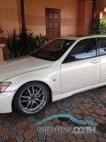 รถใหม่, รถมือสอง TOYOTA ALTEZZA (1999)