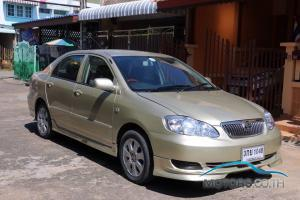 New, Used & Secondhand Cars TOYOTA ALTIS (2006)