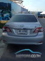 รถใหม่, รถมือสอง TOYOTA ALTIS (2012)
