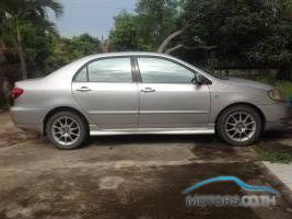 New, Used & Secondhand Cars TOYOTA COROLLA (2006)