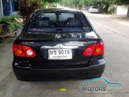 New, Used & Secondhand Cars TOYOTA COROLLA (2003)
