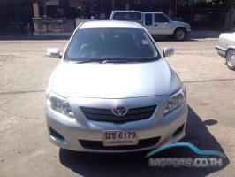 New, Used & Secondhand Cars TOYOTA COROLLA (2008)
