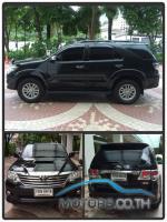 รถใหม่, รถมือสอง TOYOTA FORTUNER (2013)