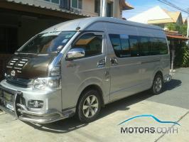 New, Used & Secondhand Cars TOYOTA HIACE (2009)
