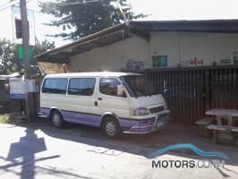 รถมือสอง, รถยนต์มือสอง TOYOTA HIACE (1995)