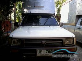 New, Used & Secondhand Cars TOYOTA HILUX MIGHTY-X (1998)