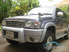 New, Used & Secondhand Cars TOYOTA HILUX SPORT RIDER (2000)