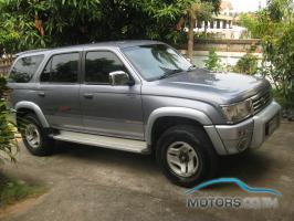 รถมือสอง, รถยนต์มือสอง TOYOTA HILUX SPORT RIDER (2000)