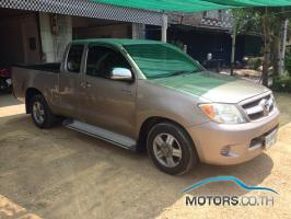 New, Used & Secondhand Cars TOYOTA HILUX VIGO (2005)