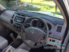 New, Used & Secondhand Cars TOYOTA HILUX VIGO (2007)